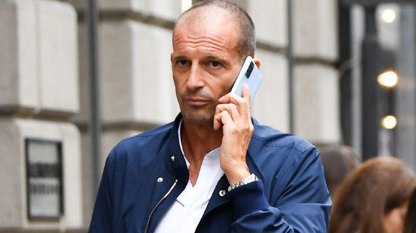 Mercato Juventus: gli ultimi aggiornamenti su Max Allegri