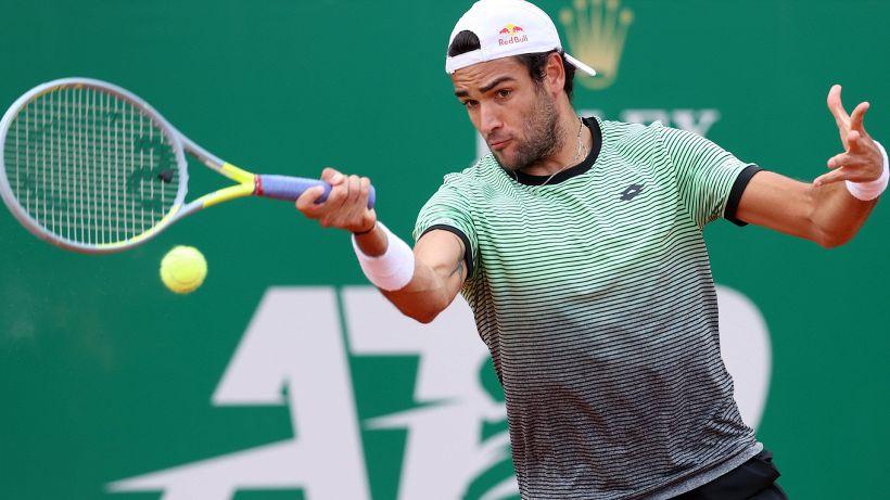 Tennis, Berrettini fiducioso per i prossimi tornei