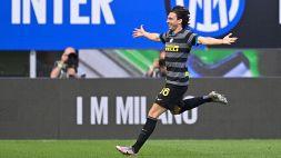 Inter, è ancora decisivo Darmian. I viola fermano la Juventus
