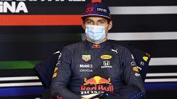 """Verstappen: """"Non sono stato bravo nel Q3"""". Perez: """"Una grande opportunità"""""""