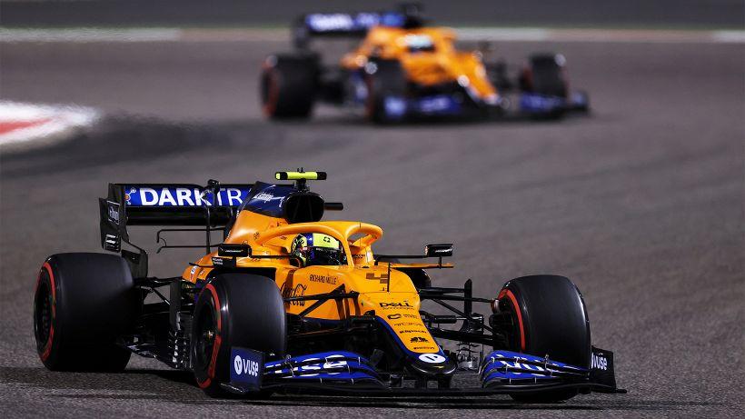 F1, la McLaren è pronta in vista di Imola
