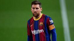 Messi e compagni indagati per leggi anti-Covid violate