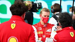 Ferrari: Mick Schumacher in pista a Fiorano