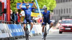 Giro dei Paesi Baschi, Deceuninck in paradiso con Honoré e Cerny