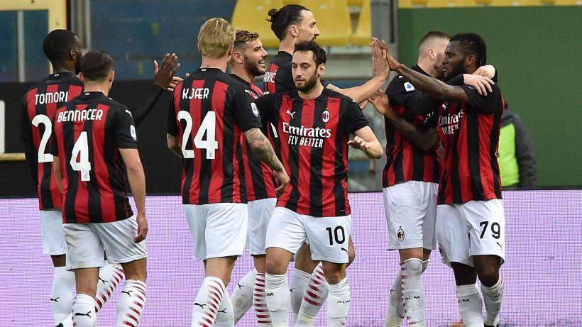 Parma-Milan 1-3: Pioli passa al Tardini, espulso Ibrahimovic. Le pagelle