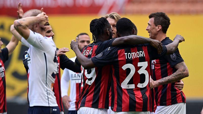 Milan, una vittoria importante firmata Gianluca Scamacca