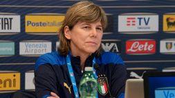 """Calcio femminile, Bertolini: """"Vogliamo ripetere i Mondiali 2019"""""""