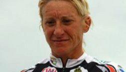 Ciclismo, la campionessa Monica Bandini
