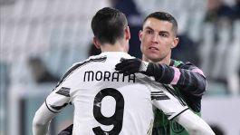 Mercato Juventus: CR7-Dybala-Morata, uno è di troppo