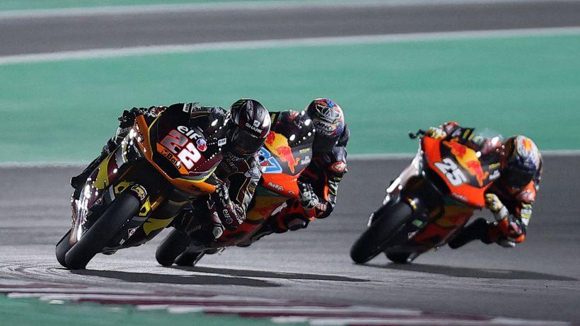 Moto 2, bis di Lowes in Qatar, poi Gardner e Fernandez