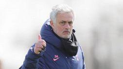Mourinho esonerato dal Tottenham