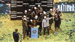 NCAA: trionfo dei Baylor Bears, le foto
