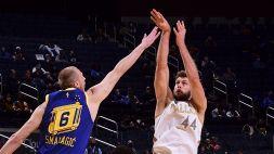 NBA, Melli in ripresa: suo il derby italiano con Mannion