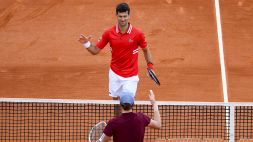 "Tennis, Djokovic incorona Sinner: ""È il futuro"""