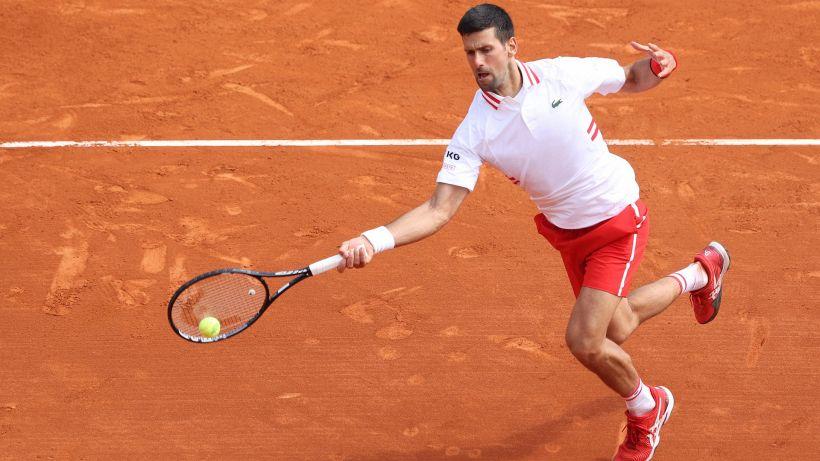 """Djokovic: """"Forse la mia peggior partita sulla terra battuta"""""""