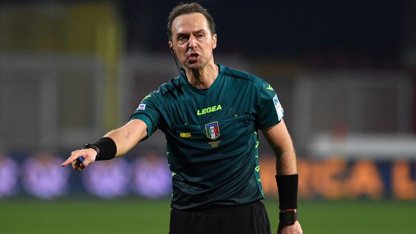 Serie A: gli arbitri del 30° turno di campionato