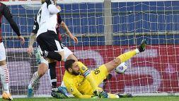 Serie A, Parma-Milan 1-3: le foto