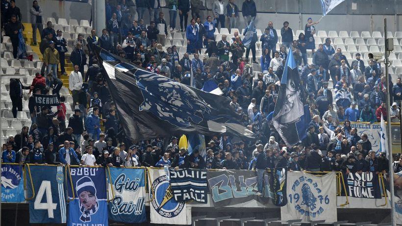 Caso Pescara: la Serie B valuta lo stop del campionato