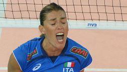 Francesca Piccinini, la regina del volley italiano si ritira