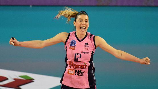 """Volley, Piccinini: """"Io allenatrice? Non mi precludo nulla, anche i reality"""""""