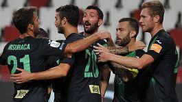 Serie B: tris del Pordenone all'Entella