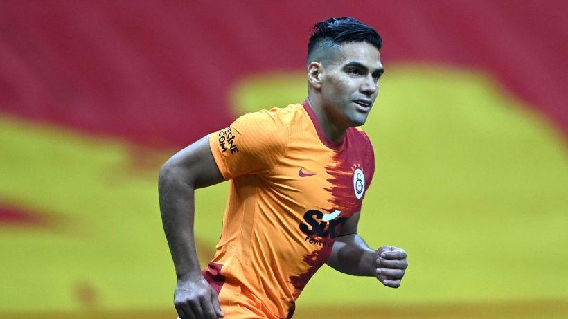 Grave infortunio per Radamel Falcao: fratture alle ossa facciali