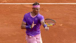 Tennis, a Montecarlo Nadal in scioltezza contro Delbonis