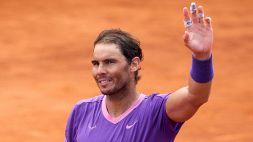 """Nadal consola Sinner: """"Giocatore incredibile"""""""