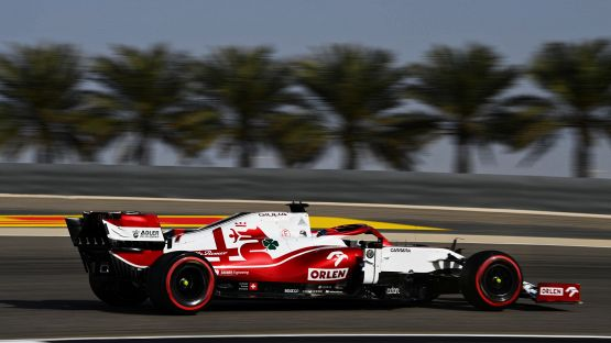 """F1, Raikkonen: """"C'è fiducia, possiamo lottare per la zona punti"""""""