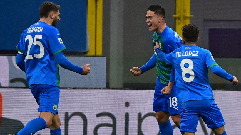 Raspadori ribalta il Milan: il Sassuolo trionfa a San Siro