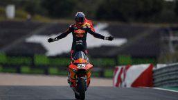 Il GP del Portogallo di Moto2 è di Raul Fernandez