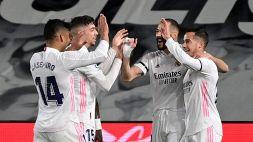 Real Madrid-Barcellona 2-1: Clasico ai Blancos, sorpasso e vetta della Liga