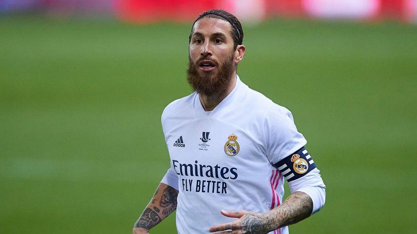"""Real Madrid: """"Sergio Ramos positivo al Covid-19"""""""
