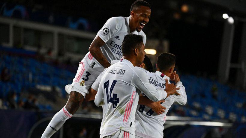 Real Madrid-Liverpool 3-1: super Vinicius, i Reds poco incisivi