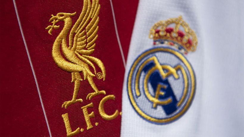 Champions League, Real Madrid-Liverpool: le formazioni ufficiali