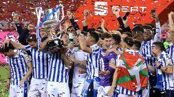 La Real Sociedad vince la Copa del Rey 2020