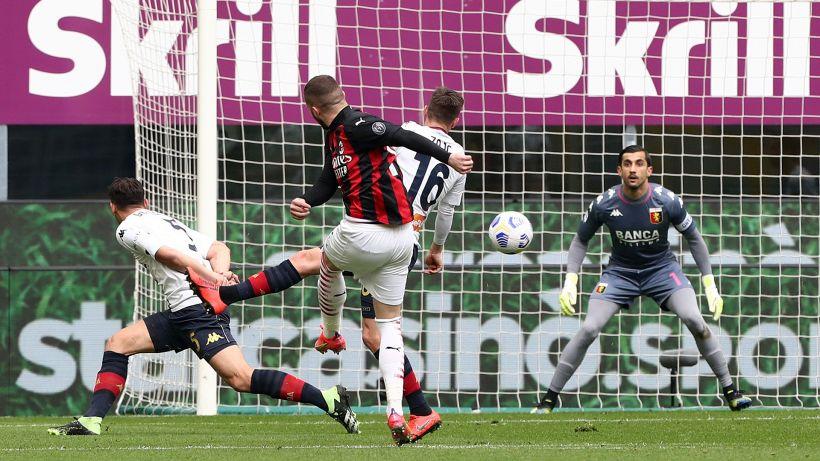 Il Milan torna a vincere a San Siro: Genoa ko, le pagelle