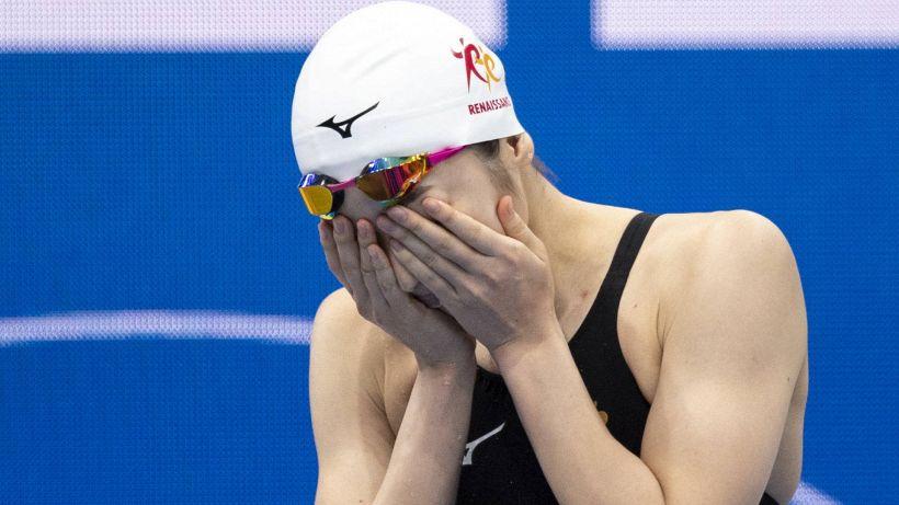 Nuoto, la storia di Rikako Ikee che batte la leucemia e va a Tokyo