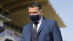 Serie A, Parma-Crotone: l'amarezza di Roberto D'Aversa