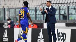 Serie A, Parma-Crotone: i convocati di Roberto D'Aversa