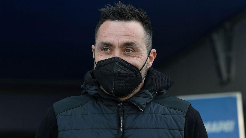 Serie A, Sassuolo-Sampdoria: Roberto De Zerbi non vuole fermarsi