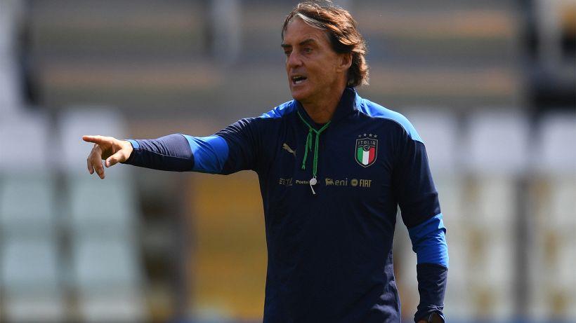 Nazionale, il CT Roberto Mancini fa il punto della situazione
