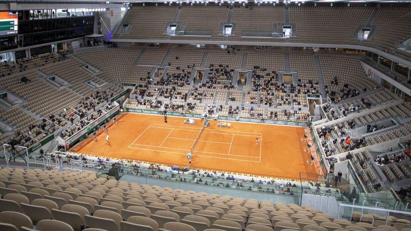 Tennis, Roland Garros: le ultime novità sul pubblico