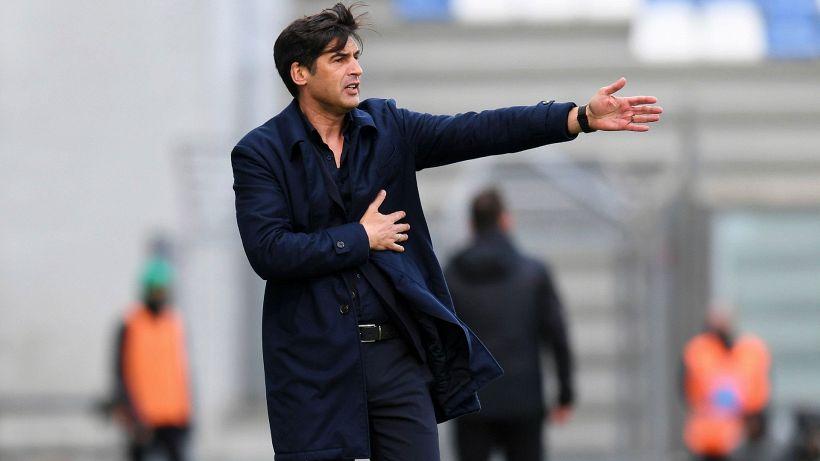 """La Roma cade a Torino, Fonseca: """"Non è colpa dell'Europa"""""""