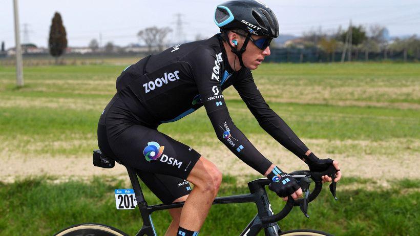 Team DSM: ecco gli otto per un Giro d'Italia al Top