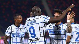Lukaku fa volare l'Inter: Bologna battuto, scudetto a un passo