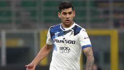 Contro la Juventus Atalanta senza Romero: ammonito, sarà squalificato
