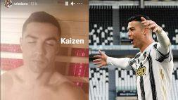 Ronaldo stregato dal kaizen, cosa è e chi lo pratica