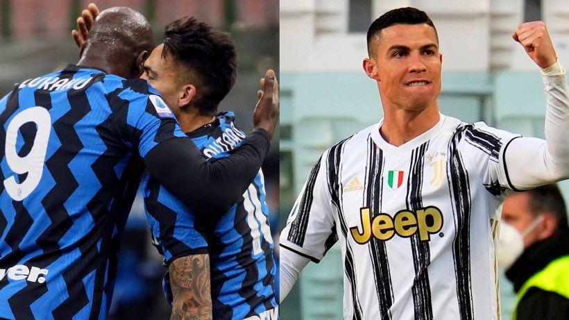 Serie A: l'Inter vede lo scudetto, Ronaldo e Dybala affondano il Napoli
