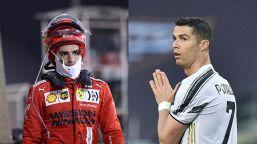 """Ronaldo, Sainz jr avverte la Juve: """"Lo dico sempre a Elkann"""""""